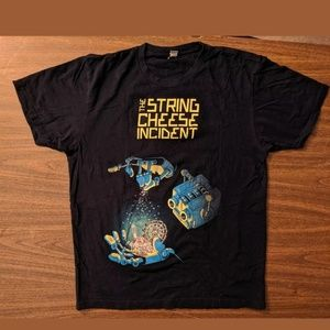 String Cheese Incident t-shirt Winter Carnival SCI